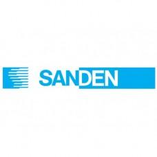 Компрессор Sanden SD7H15 #7850..